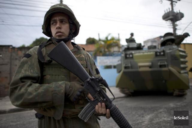 Au cours des dernières années, le Brésil a... (Photothèque Le Soleil, AFP)