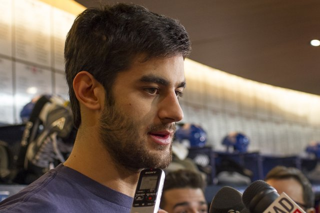 Max Pacioretty... (Photo: Olivier PontBriand, archives La Presse)
