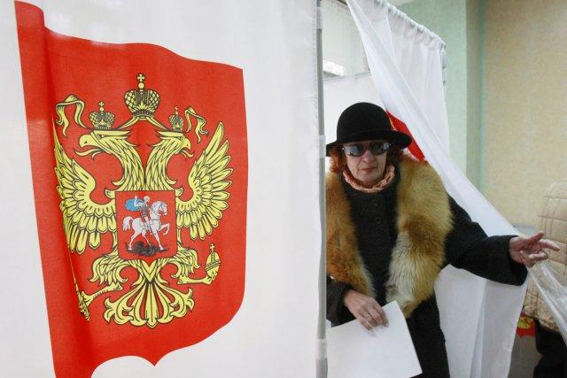 Russie unie a conservé sans surprise les cinq... (PHOTO SERGEI KARPUKHIN, REUTERS)