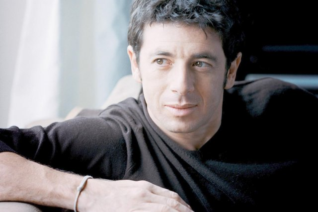 Patrick Bruel... (Photo: fournie par Sony/BMG)