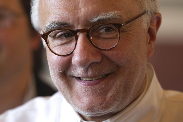 Alain Ducasse... (PHOTO CHARLES PLATIAU, REUTERS)