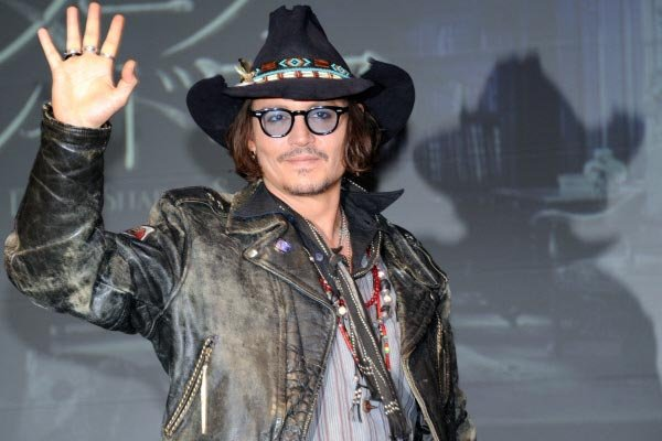 Johnny Depp... (Photo: AP)