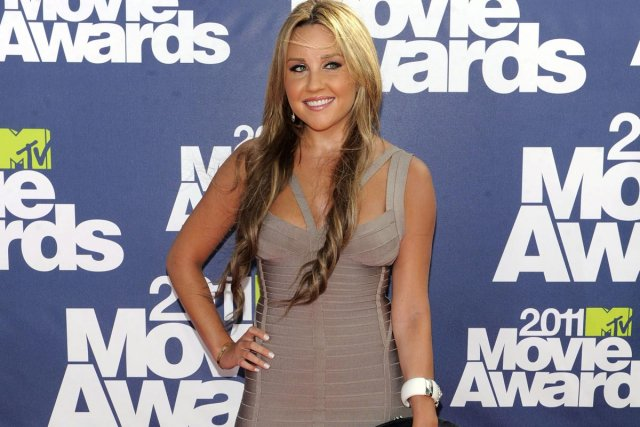 Amanda Bynes... (Photo: archives AP)