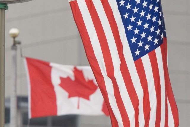 Une nouvelle entente permettra aux États-Unis de partager avec un pays tiers... (Photo La Presse Canadienne)