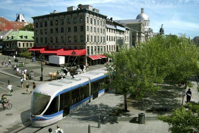 La Ville ne peut se payer le projet sans l'aide du fédéral et du privé, selon... (Photomontage archives La Presse)