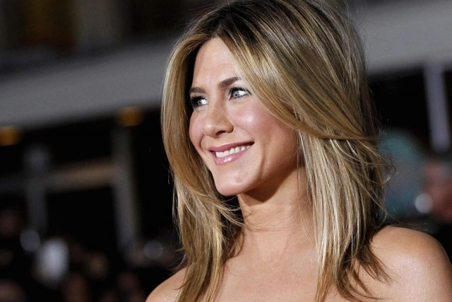 Jennifer Aniston... (Photo: Reuters)