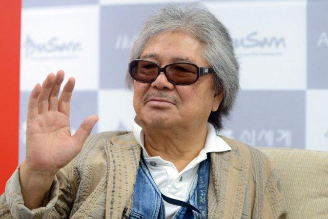 Koji Wakamatsu au Festival de Busan le 6... (Photo: AFP)