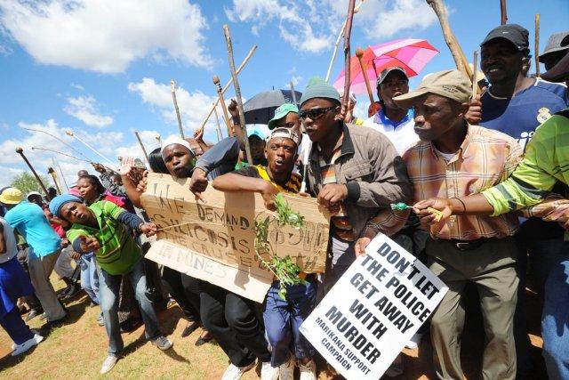 conflit minier sud africain nouvel arr t de travail marikana jean liuo afrique. Black Bedroom Furniture Sets. Home Design Ideas