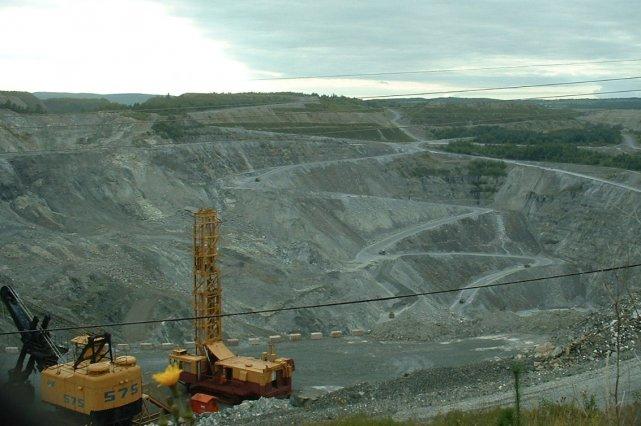 La société minière LAB Chrysotile déclare faillite... (Photothèque Le Soleil)
