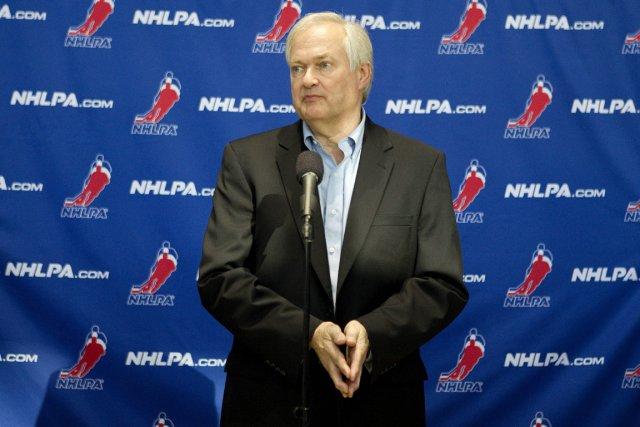 Le directeur exécutif de l'Association des joueurs de... (Photo: PC)