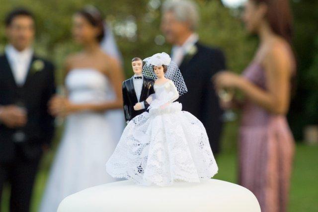 Une femme de 22 ans épousera vendredi dans la province de Santa Cruz, en... (PHOTO GETTY IMAGES)