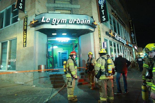 L'établissement visé est situé entre les rues de... (Photo Félix-Olivier Jacques Fournier, collaboration spéciale)