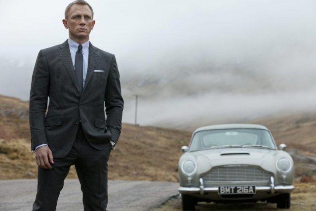 Daniel Craig dans une scène de Skyfall.... (Photo: fournie par Sony Pictures)