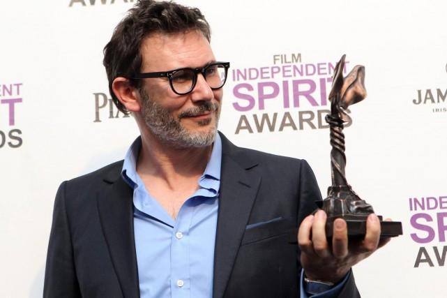 Le réalisateur français Michel Hazanavicius, oscarisé en 2012... (Photo: archives AP)