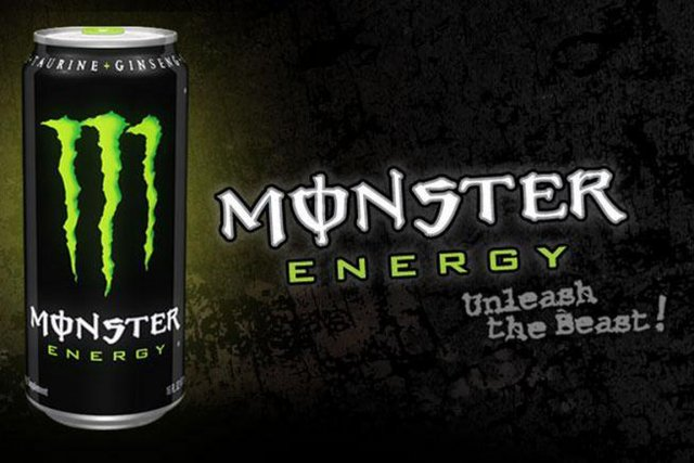 Monster Energy... (PHOTO TIRÉE DE L'INTERNET)