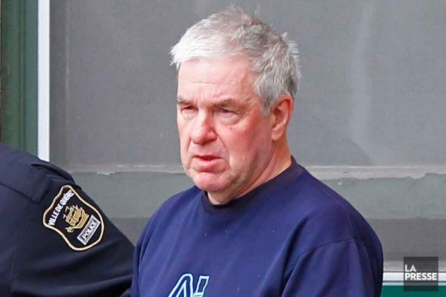 Serge Lefebvre, 67 ans, a été arrêté tôt... (Photothèque Le Soleil, Yan Doublet)