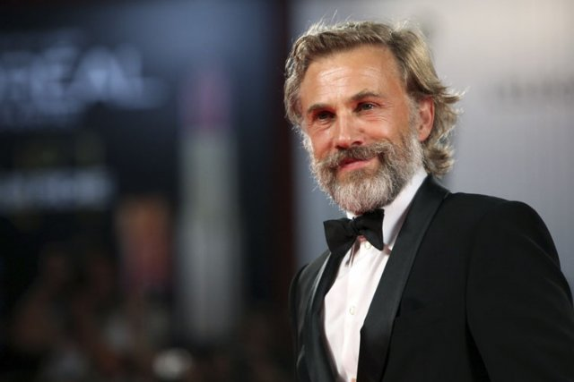 Christoph Waltz... (Photo: Reuters)