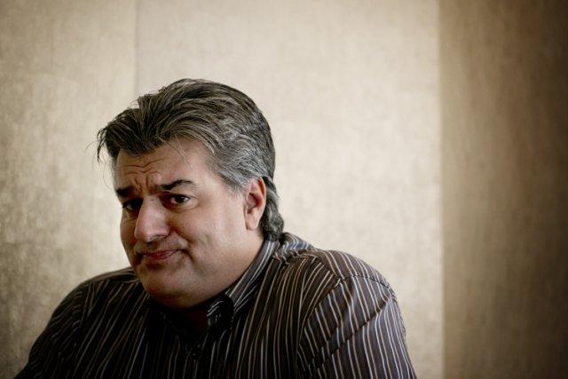 Lino Zambito... (Photo: Marco Campanozzi, La Presse)