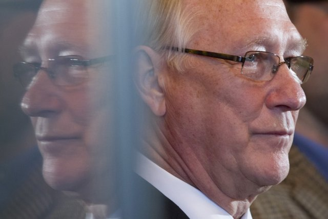 Gérald Tremblay... (Photo Ivanoh Demers, La Presse)