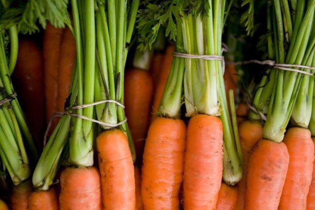 «Mange tes carottes, c'est bon pour les yeux.»... (Archives La Presse)