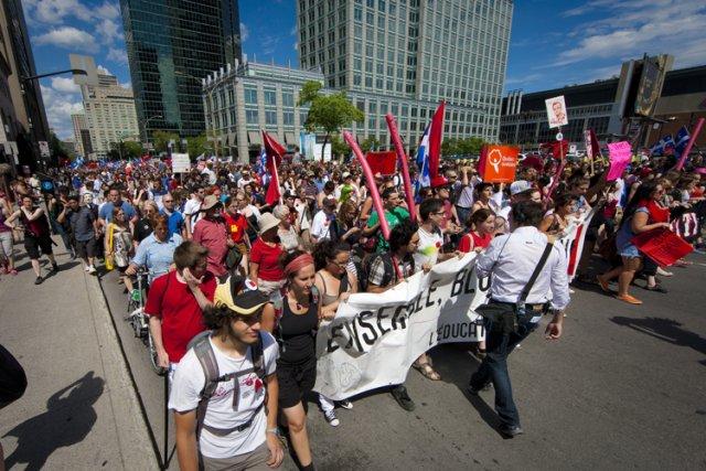 Les universités touchées feront chacune une réclamation au... (Photo: André Pichette, archives La Presse)
