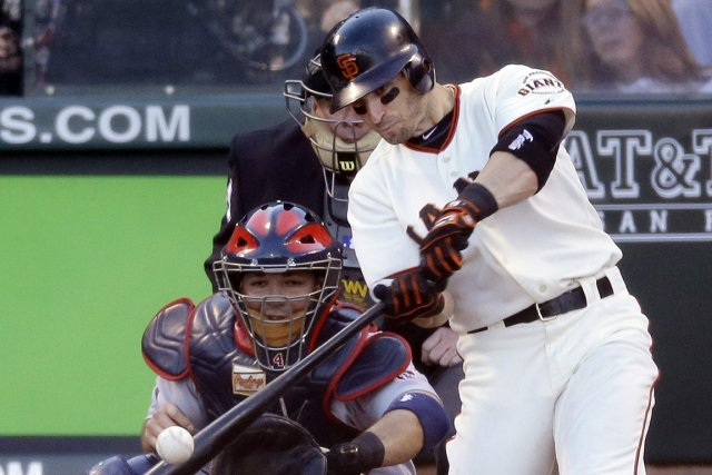 Marco Scutaro... (Photo: AP)