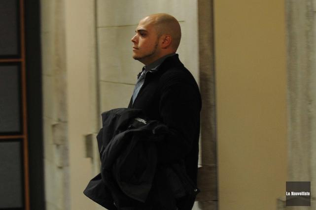 On voit ici Dany Chabot lors de ses... (Photo: Archives Le Nouvelliste)