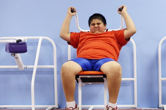 Un gain de poids entre le début de... (PHOTO ARCHIVES AFP)