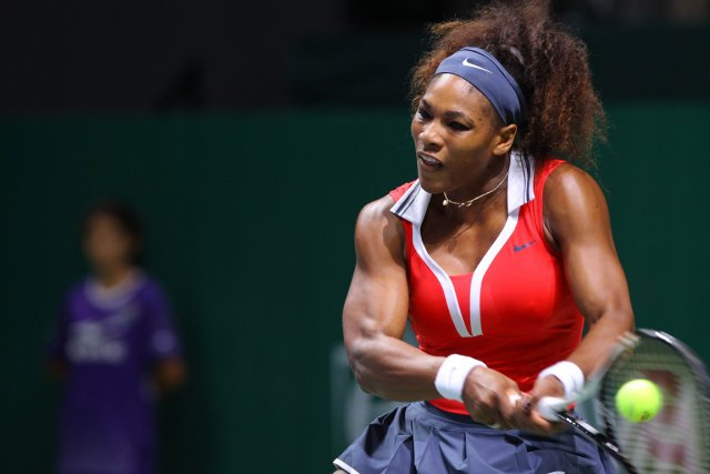 Serena Williams... (Photo: AFP)