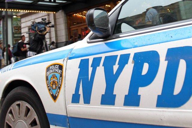 Une manifestation était prévue lundi après-midi à New York, en présence  de la... (PHOTO AFP)