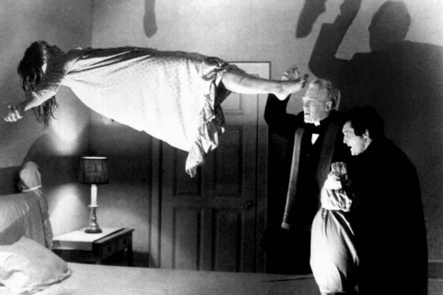 Désigné «film le plus terrifiant de tous les... (Archives La Presse canadienne)