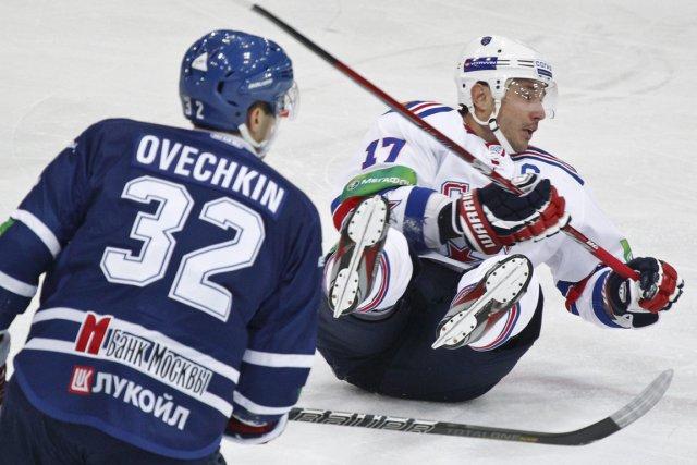 La qualité du jeu dans la KHL équivaut... (Photo: Reuters)