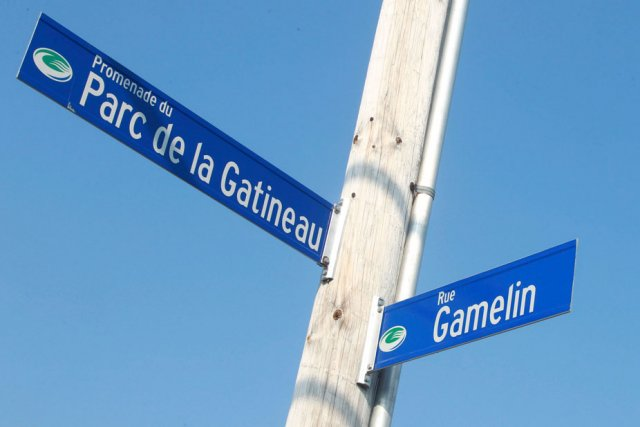 Le saga de la rue Gamelin se poursuit.... (Patrick Woodbury, archives LeDroit)