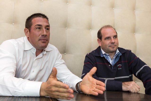 Marc Saulnier dit faire confiance à Louis-Pierre Lafortune.... (Photo: Édouard Plante-Fréchette, La Presse)