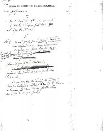 L'abolition des «caisses occultes» n'était pas l'objectif central... (Archives Le Soleil)