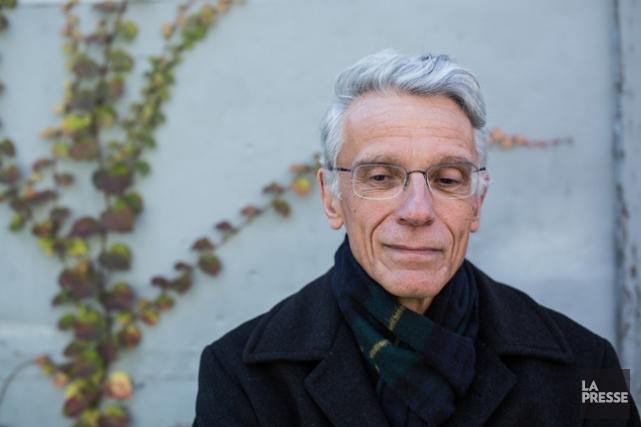 Bernard Émond... (Photo Edouard Plante-Fréchette, La Presse)