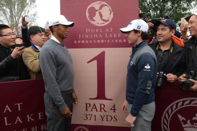 WGC - HSBC Champions 2012 604597-tiger-woods-rory-mcilroy-participe