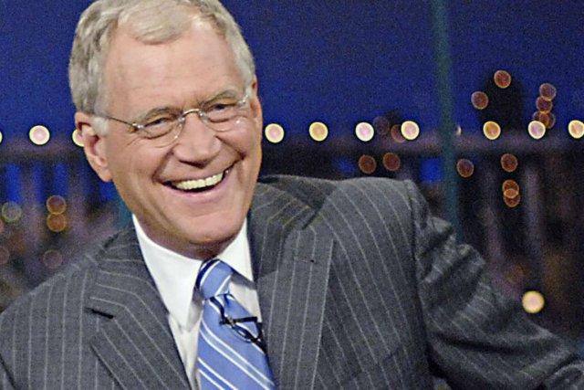 David Letterman... (Photo archives Associated Press)