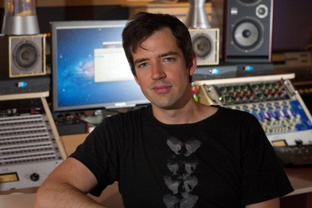 Le réalisateur Damian Taylor habite à Montréal depuis... (Photo: André Pichette, La Presse)