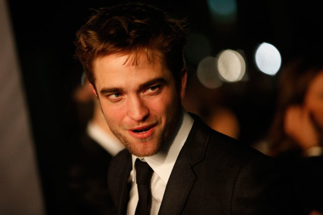 Robert Pattinson... (PHOTO PATRICK T. FALLON, AFP)