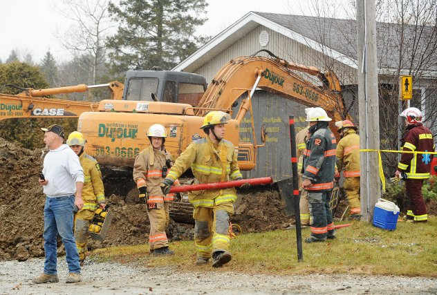 Si les employés de Construction et pavage Dujour de Sherbrooke avaient  pris le... (Archives La Tribune)