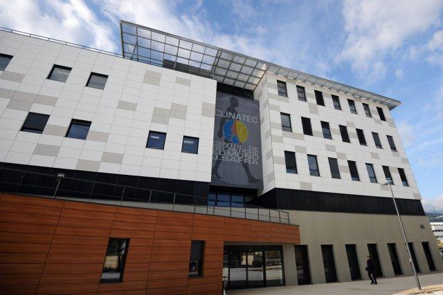 Baptisé Clinatec, le laboratoire soutenu par le Commissariat... (Photo AFP)