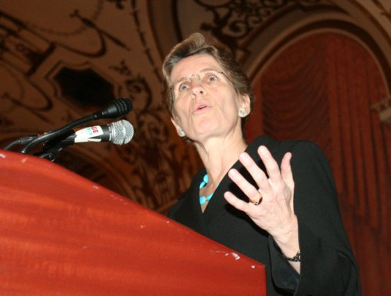 Kathleen Wynne... (Étienne Ranger, Archives LeDroit)