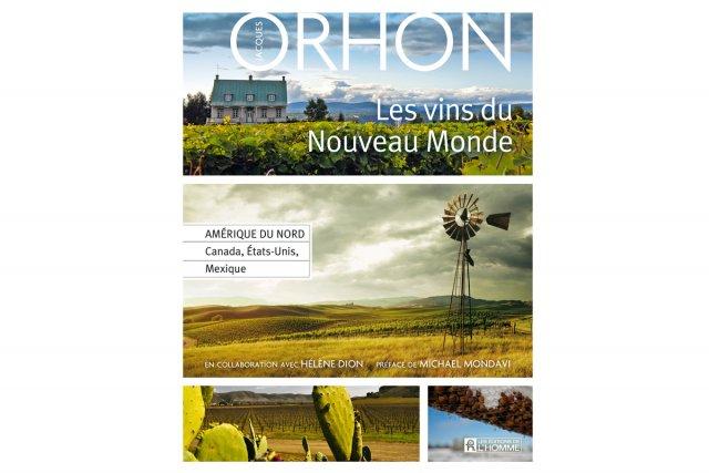Le livre Les vins du Nouveau Monde fait...