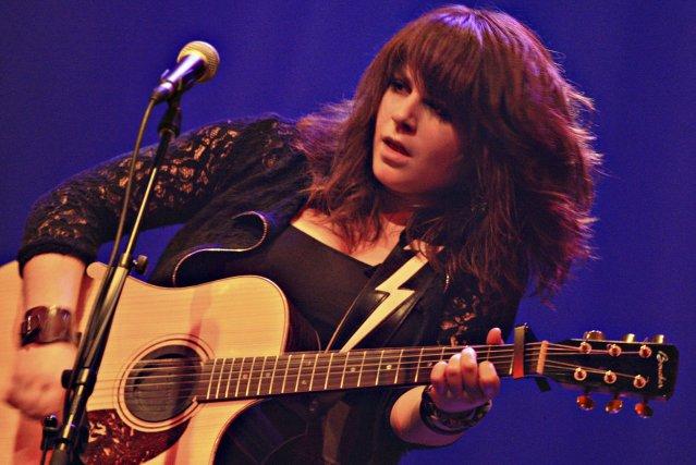 Lisa LeBlanc... (Photothèque Le Soleil)