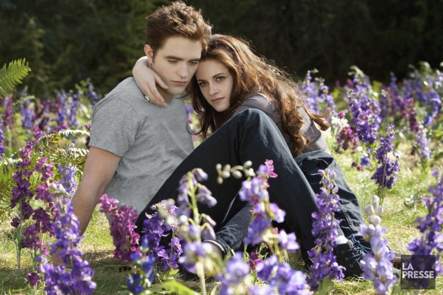 Les vedettes de la série Twilight, Robert Pattinson... (Photo: fournie par Summit/Films Séville)