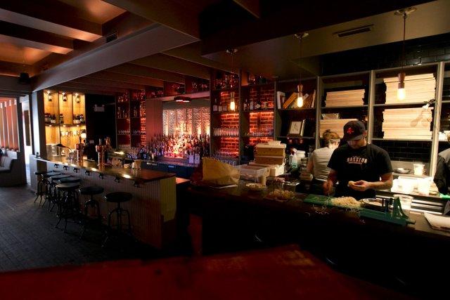 Restaurant de quartier: Le Chasseur offre une cuisine... (Photo Hugo-Sébastien Aubert, La Presse)