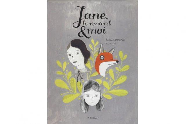 Jane, le renard et moi...