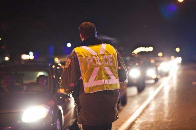 Deux automobilistes ont été arrêtés pour conduite avec... (Photo: Olivier Croteau)