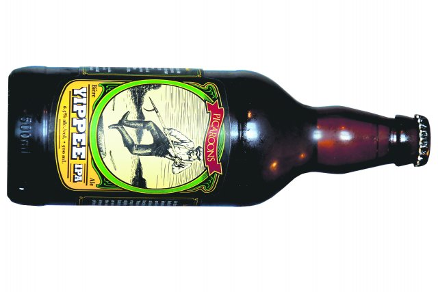 La bière Yippee IPA de Picaroon's.... (Photo: Alai McKenna, collaboration spéciale)